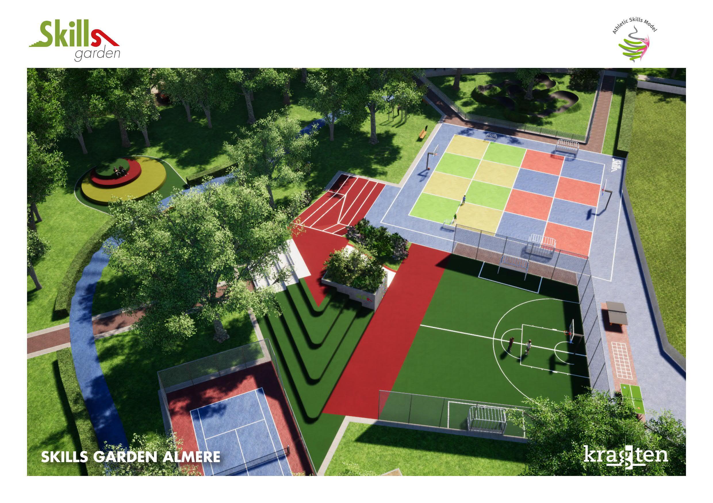 Image result for skills garden almere haven